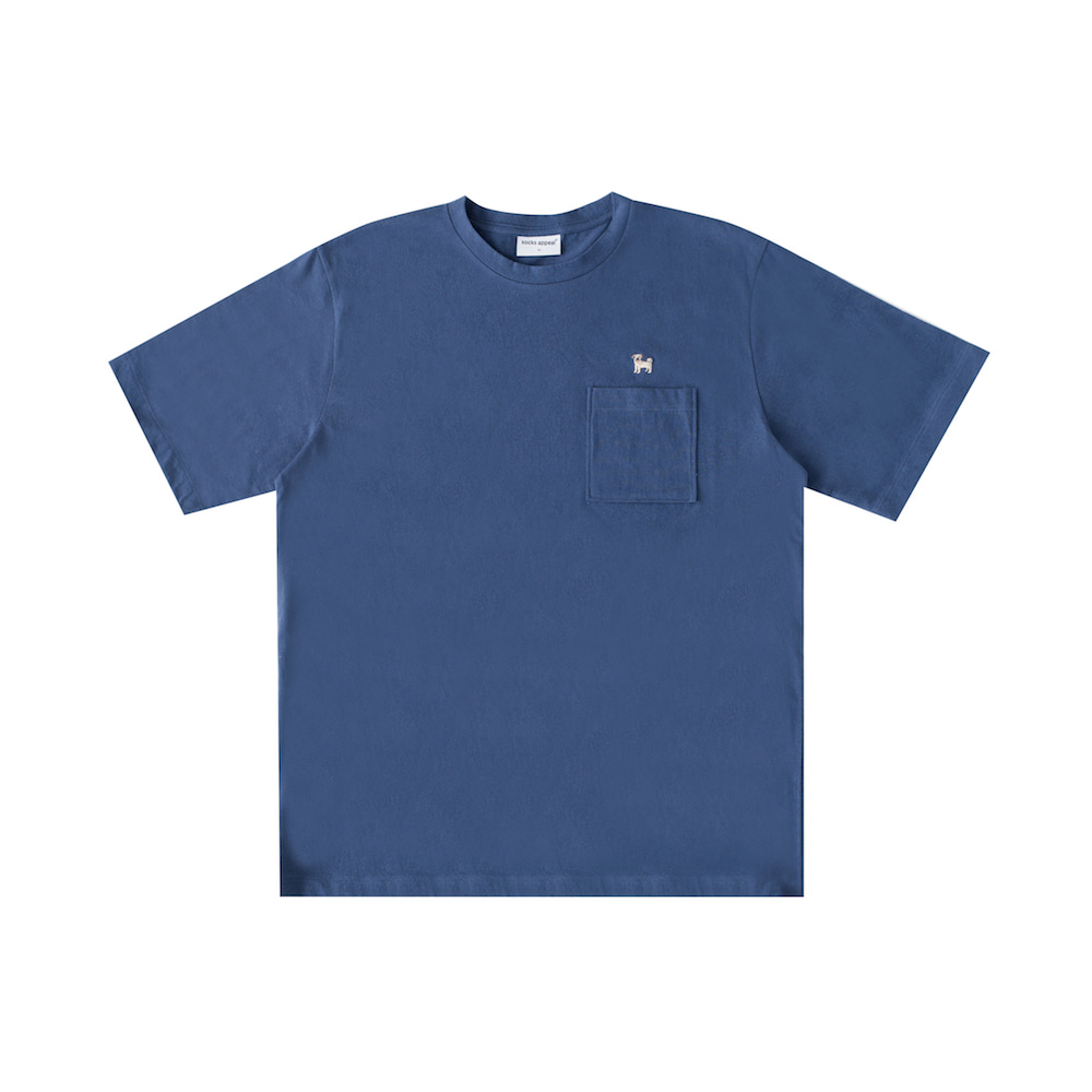 pocket T pug (20% OFF)