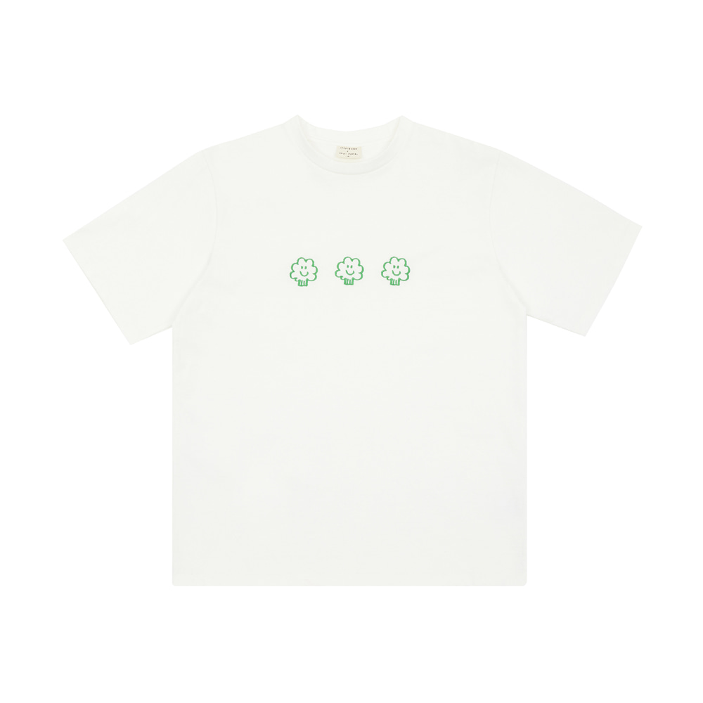 INAP t-shirt broccoli (EVENT 20% OFF)