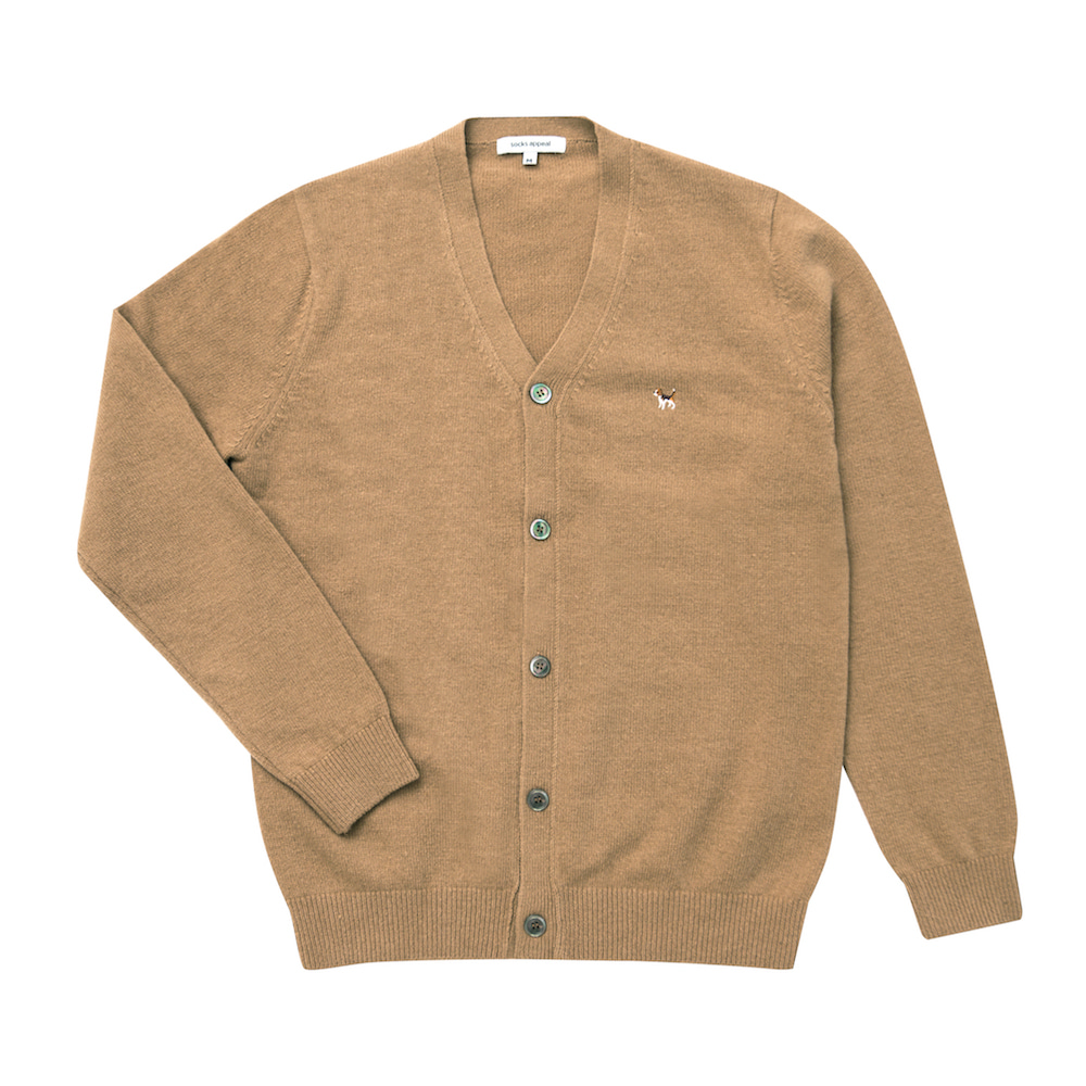lambswool cardigan beagle (50% OFF)