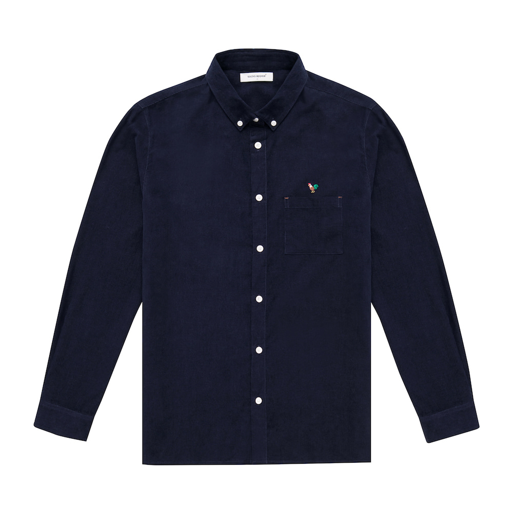 corduroy shirts rooster (50% OFF)