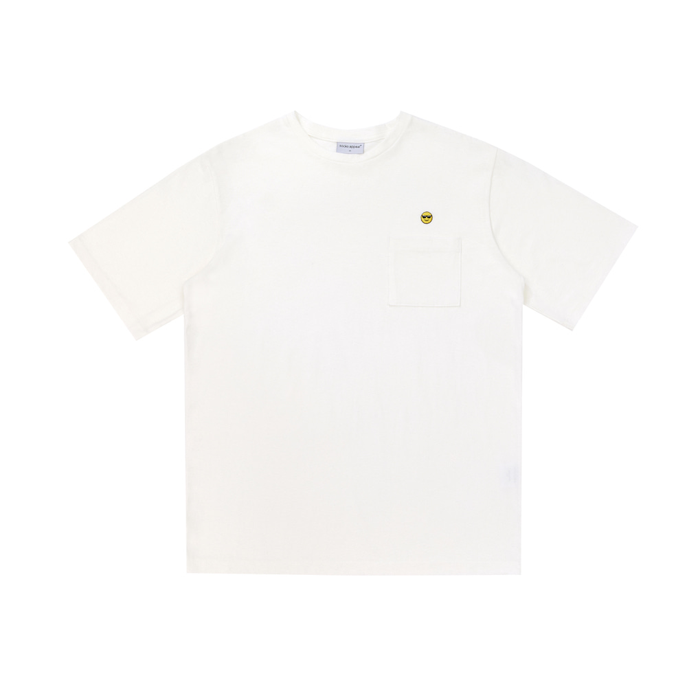 pocket T emoji sunglass (OPEN EVENT 10% OFF)