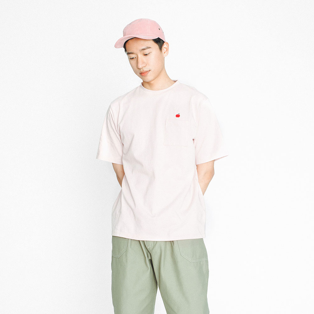 SML pocket T apple (EVENT 50% OFF)