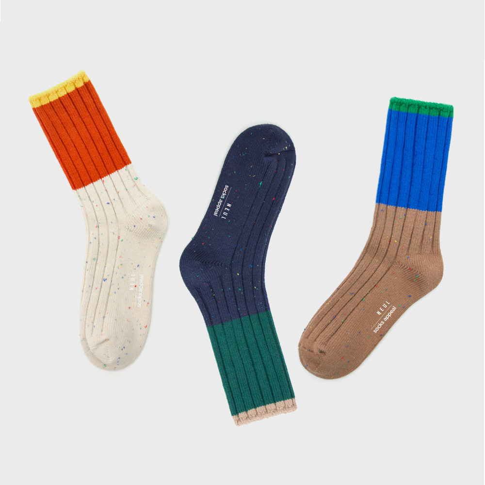 Socks of the Month (EVENT 20% OFF)