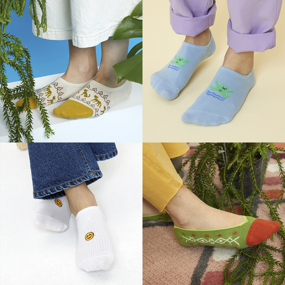 20SS cover socks 3pack (20% OFF)